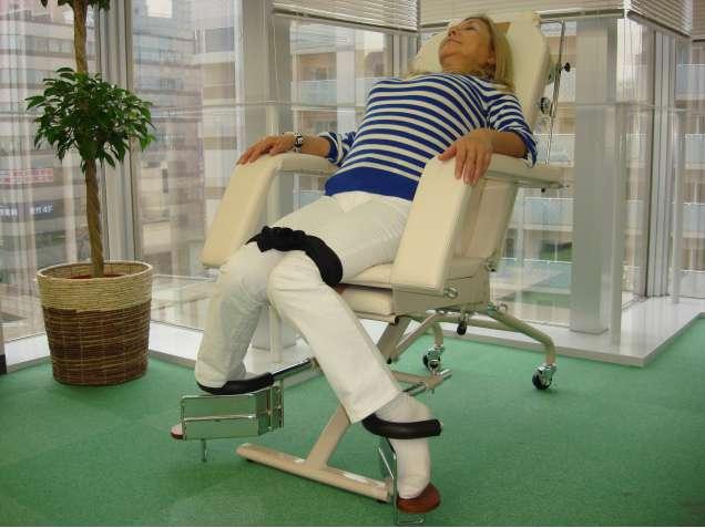 骨盤ゆらゆら整体:川井筋系帯療法 横浜治療センターの写真3