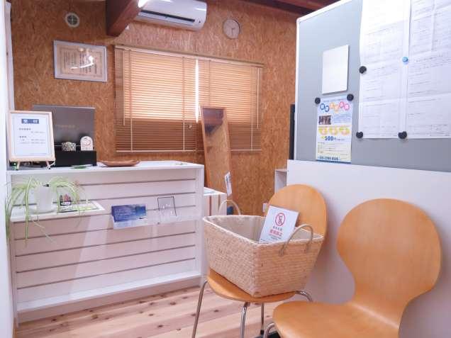 青山カイロプラクティック施術室の写真3