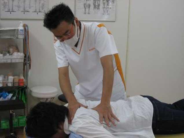 肥後接骨院/医師や看護師・同業者もリピーターの写真2