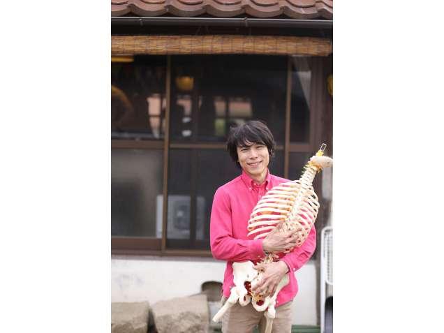 京都オステオパシーセンター オク治療室の写真1
