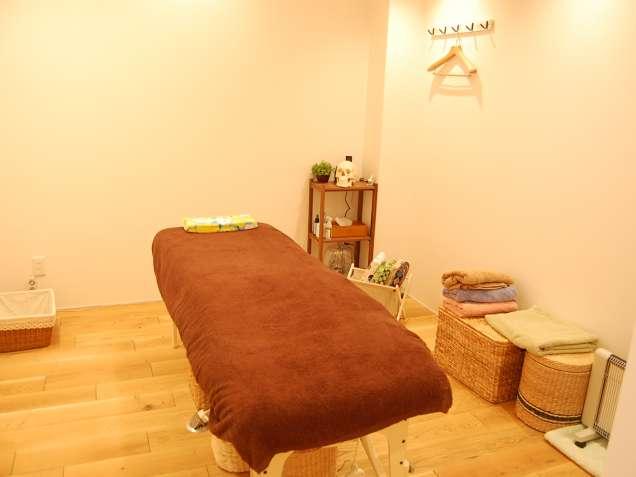 京都オステオパシーセンター オク治療室の写真2