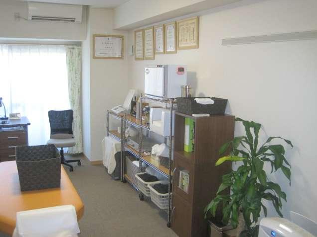 整体院 ボディーケア オフィス 烏丸の写真5